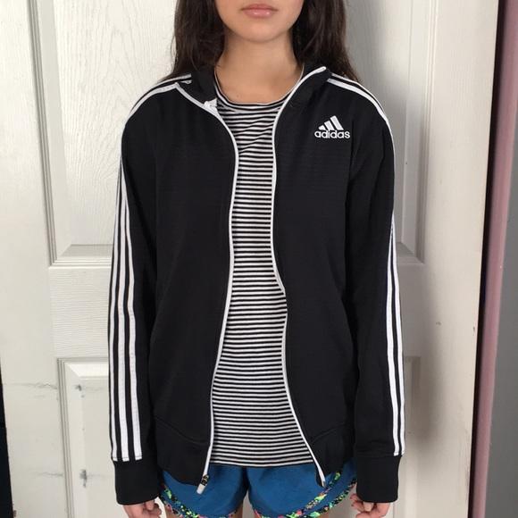 3bae98454520 adidas Jackets   Blazers - adidas climalite utility jacket